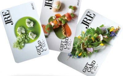 Nu verkrijgbaar; JRE Giftcards